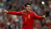 Musste nach dem ersten Gruppenspiel reichlich Kritik einstecken: Spaniens Alvaro Morata