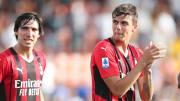 Terceira geração dos Maldini faz gol pelo Milan
