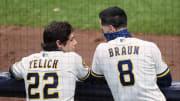 Christian Yelich, Ryan Braun