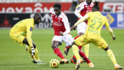 L'attaquant rémois suscite l'intérêt de nombreux clubs en Premier League