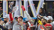 The San Francisco 49ers and Kansas City Chiefs are favorites to win the Super Bowl heading into Thursday's NFL Draft.
