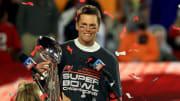 Tom Brady tiene 7 anillos de Super Bowl en su carrera en la NFL