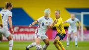 Suecia vs USA - Amistoso internacional