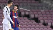 Cristiano Ronaldo et Lionel Messi font partie de ce XI.