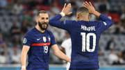 Kylian Mbappé et Karim Benzema se trouvent à merveille !