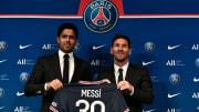 Lionel Messi wurde als neuer PSG-Spieler vorgestellt