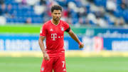 Serge Gnabry was one of Bayern Munich's key players last season but the German champions will have to do without him in the short term