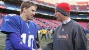 Eli Manning, Chris Simms