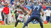 Titans y Buccaneers chocan en su segundo duelo de pretemporada de la NFL