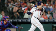 Former Houston Astros catcher Jason Castro had one great year with the team.