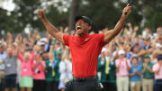 Tiger Woods 2019 Masters.