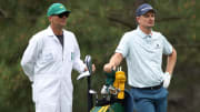 Justin Rose has a commanding lead after Round 1 of The Masters 2021.