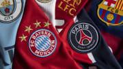 The Top European Football Club Badges