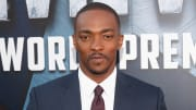 Marvel actor Anthony Mackie calls out the studio's lack of diversity.