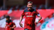 Rubens Sambueza marcó un golazo en la fecha 5 ante Mazatlán FC