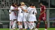 Da Série A ao Campeonato Inglês: confira as 10 maiores goleadas da temporada nas principais ligas da Europa.