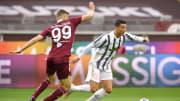 Juventus dan Torino bermain imbang 2-2