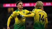 Max Aarons and Todd Cantwell impressed for Norwich last season