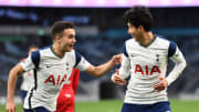 Son Heung-min's goal rescued three points for Spurs