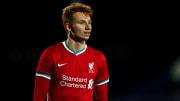 Sepp van den Berg is set to leave Liverpool on loan
