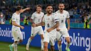 Les Italiens sur leur lancée face à la Belgique ?