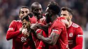 """Turkish Spor Toto Super Lig""""Besiktas AS v Demir Grup Sivasspor"""""""