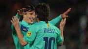 Bojan Krkic, Lionel Messi