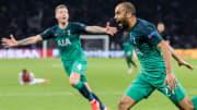 Lucas Moura scored a dramatic late goal against Ajax in 2019
