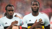Jordan y Romelu Lukaku jugaron juntos en la Eurocopa 2016