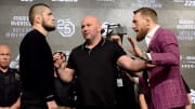 The halted rematch of Khabib-McGregor is ideal for the UFC