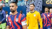Sebastian Lletget leading United States  out ahead of their match against Haiti