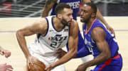 Los Clippers buscarán revancha ante el Jazz este viernes