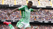 Emerson impressed during his spell with Real Betis
