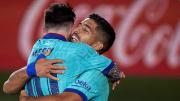 Luis Suarez est monté au créneau pour défendre son ami Lionel Messi.