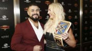 Andrade, Charlotte Flair