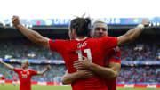 Gareth Bale, Aaron Ramsey