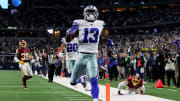 The Cowboys' Michael Gallup looks to be one of the NFL's next top receivers.