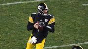 Roethlisberger aún tiene un año pendiente en su contrato actual con los Steelers