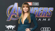 "Elizabeth Olsen, World Premiere Of Walt Disney Studios Motion Pictures ""Avengers: Endgame"" - Arrivals"