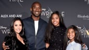 Kobe Bryant and his family.