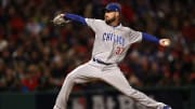 Travis Wood once led the Chicago Cubs in WAR