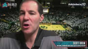 Baylor Head Coach, Scott Drew, Talks Playing March Madness in the Bubble – The Pat McAfee Show