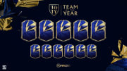Il Team of the Year (TOTY) di FIFA 21