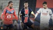 Kimpembe, Paqueta, Sanches font partie du XI type de Ligue 1