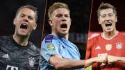 Robert Lewandowski est le grand favori pour remporter le trophée du meilleur joueur UEFA