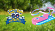 The Snivy in the Sunshine Pokémon GO event is the April Community Day.