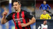 Ibrahimovic, Thiago Silva, Haaland and Hojbjerg have all had a fantastic 2020