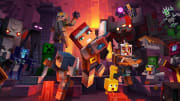 Minecraft Dungeons out now and available for digital download.