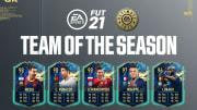 Team of the Season (TOTS) Ultimate do FIFA 21
