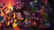 Minecraft Dungeons digitally out now on PC, PS4 and Xbox One.
